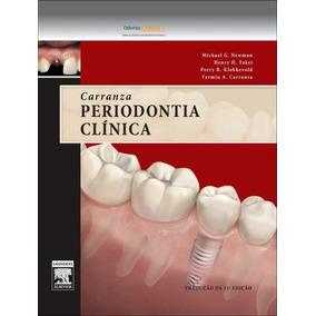 Periodontia Clínica Carranza 11a Ed + 3 Brindes
