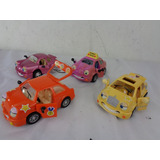 Carros Clasicos The Chevron Cars 4 Piezas