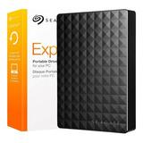 Disco Externo 2tb 3.0 Seagate Expansion - Factura A / B