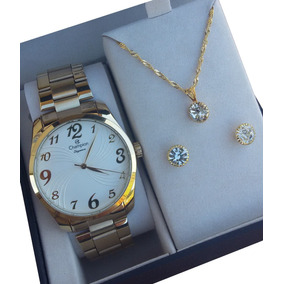 4308339c6ca Promo O Geladeira Inox - Joias e Relógios no Mercado Livre Brasil