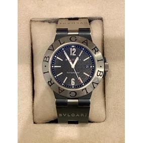 a3a6ef8ac58 Relógio Bvlgari Masculino em Distrito Federal no Mercado Livre Brasil