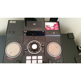 Lg Xboom -dj Pro- Bluetooth -nfc - X Flash E 2 Usb Rec