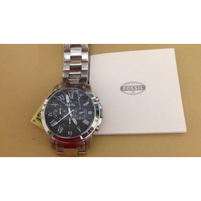 5f777f4793d7 Reloj Fossil Es2860 Plateado Elegante - Relojes - Mercado Libre Ecuador
