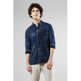 cec1ec5e491b1 Camisa Social Floral Masculina Reserva - Camisa Manga Longa ...