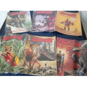 Storm (don Lawrence) - Os 6 Primeiros - Hq, Quadrinhos, Gibi