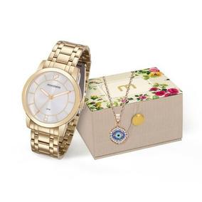 e688f6380d5 Relógio Mondaine Ouro 18k - Relógios no Mercado Livre Brasil