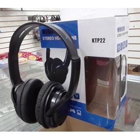 Audifonos Bluetooth Inalambricos Manoslibres Micro Sd Aux Fm