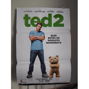 Poster Ted 2 - Frete 8,00
