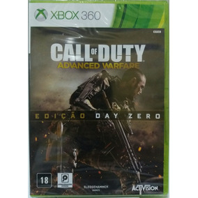 Jogo Call Of Duty Advanced Warfare Edicao Day Zero Xbox 360