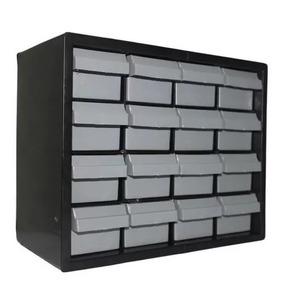 Gaveteiro 7000 Caixa Organizadora 16 Gavetas 28x22,5x14cm