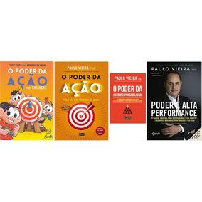 O Poder Da Ação Para Crianças + O Poder Da Ação + 2 Livros