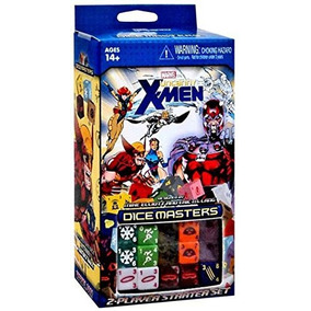 Dice Master Uncanny X-men - 2 Player Starter Set