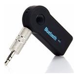 Bluetooth Receptor Auxiliar Recargable Nuevos Pj069