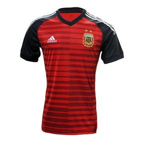 9648dd1a6b4a4 Camiseta Argentina Roja - Camisetas de Selecciones Adultos Argentina ...