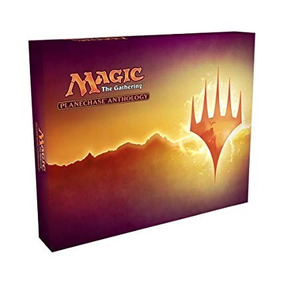 Planechase Anthology - Magic The Gathering - Inglês -lacrado