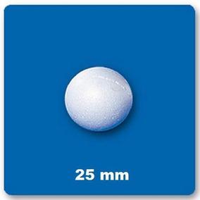 Bola Isopor 25mm - Arte e Artesanato no Mercado Livre Brasil 57570605d8002