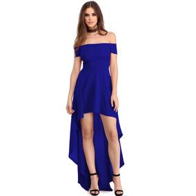 Vestidos de graduacion azul marino