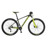 Bicicleta Mountain Bike Aro 29 Scott Scale 990 Shimano 20v