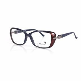 Armação Oculos Lavorato - Outros no Mercado Livre Brasil 0823f23d88