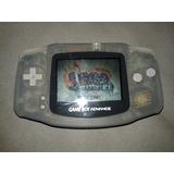 Consola Nintendo Gameboy Advance Game Boy