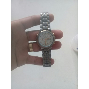 66147e1b3f8 Relogio Citizen Titanium Gold Funcionando Feminino - Relógios De ...