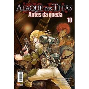 Ataque Dos Titãs - Antes Da Queda - Vol. 10