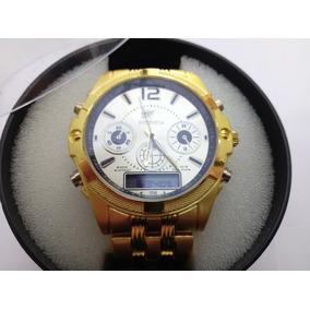 5cc5deb6c16 Relogio Potenzia Original Digital analogico - Relógios De Pulso no ...