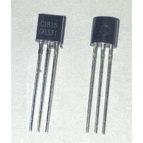 Transistor C1815 Npn X100 Unidades