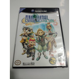 Final Fantasy Cristal Chronicles Juego De Nintendo Gamecube