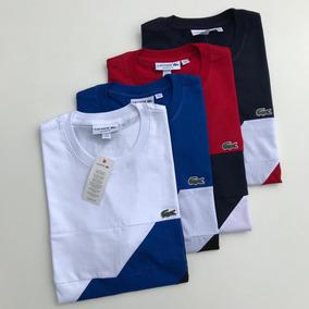 Camisa Lacoste Live - Calçados, Roupas e Bolsas Branco no Mercado ... caa7199856