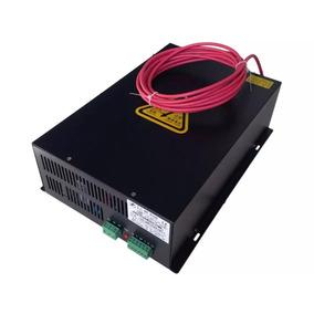 Fonte Laser 40w A 180w Para Máquina De Corte Laser Co2