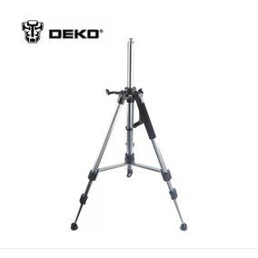 Tripé Para Nível Laser - Deko