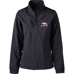 Nfl Denver Broncos Chamarra Softshell Para Mujer edcccb99532