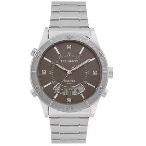 Relogio Technos Skydiver Feminino - Relógios no Mercado Livre Brasil a7b08e06d1
