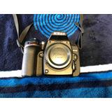 Nikon D7500 Solo Cuerpo