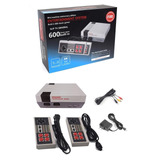 Lote 20 Pzs Consola Retro Nes Coolbaby Rca 600 Juegos