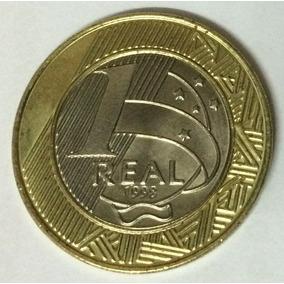 Moeda 1 Real 1998