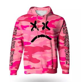 Moletom Lil Peep Xan Pump Rap Sad Boys Trap Cry Baby 5e008ec88ef7e