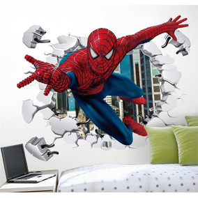 Vinilo Decorativo 3d, Avengers I33 Spiderman, Sticker