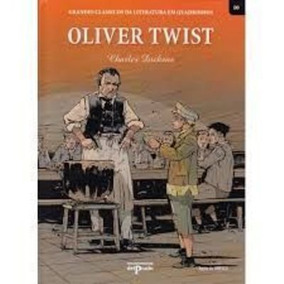 Livro Oliver Twist - 10 Charles Dickens