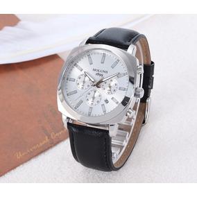 b9d515236d3 Relogio Masculino 45mm Visor Branco - Relógios De Pulso no Mercado ...