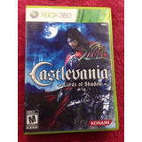 Castelvania Lord Of Sahdow Xbox 360 One Retro Compa Español