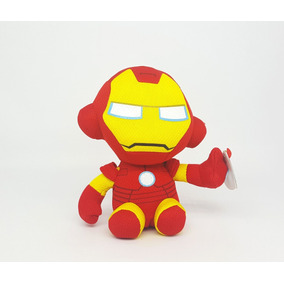 Peluche Ironman Ty Beanies De Coleccion Nuevo 3d932247d85