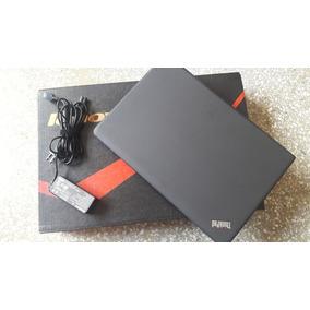 Laptop Lenovo Thinkpad E560 I5
