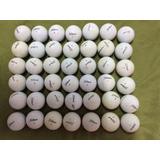 42 X Bolas De Golfe Titleist Mix Usadas