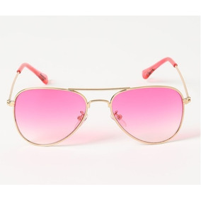 Oculos De Sol Espelhado Dourado Infantil Pra Menina - Óculos De Sol ... cf90b30574