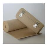 Atadura Bandagem Elástica Compressiva 10cmx1,30m Kit 50 Und