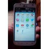 Smartphone Lg Optimus L7 2º Geração Android 4.1 3g Semi Novo
