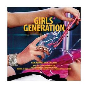 Cd Girls Generation - Mr. Mr.