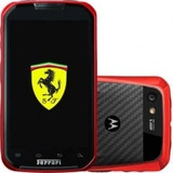 Celular Motorola Xt621 Ferrari Vitrine